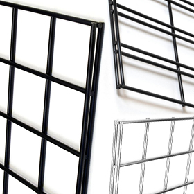 Grid and Slat Grid Panels