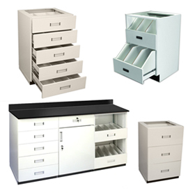 Rx Direct Under Counter Cabinets