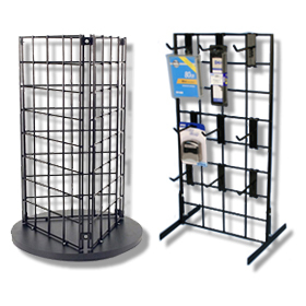 Grid Counter Top Displays