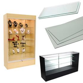 Glass Shelves for Showcases