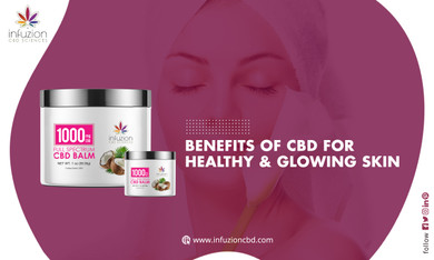 Benefits of CBD for Healthy & Glowing Skin