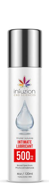 120ml Water Soluble 200MG CBD Sensual Lubricant 4oz