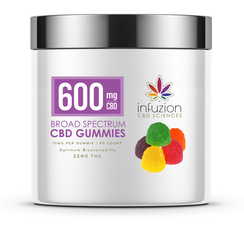 10MG CBD GUMMIES / 60 COUNT - ASSORTED FLAVORS