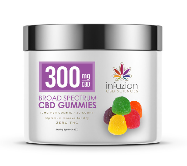 10MG CBD GUMMIES / 30 COUNT - ASSORTED FLAVORS
