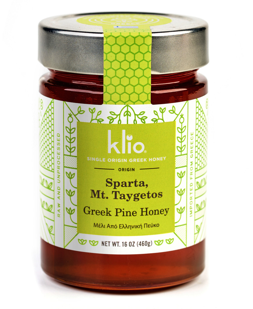 NEW OFFERING! - Greek Pine Honey - Sparta, Mt. Taygetos  16oz