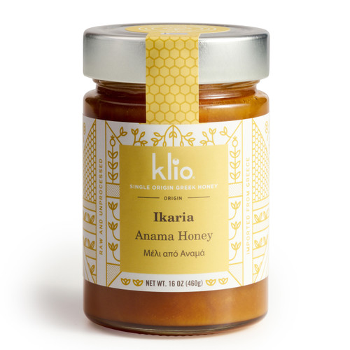 Ikaria Honey - Heather (Anama) (16oz) - Expected early May