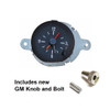 70-78 Chevy Camaro Z28 Dash Gauge Cluster Clock. Tic Toc clock. GM 3980116.