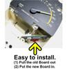 1990-92 Camaro V6 Tachometer Circuit Board - Easy to install