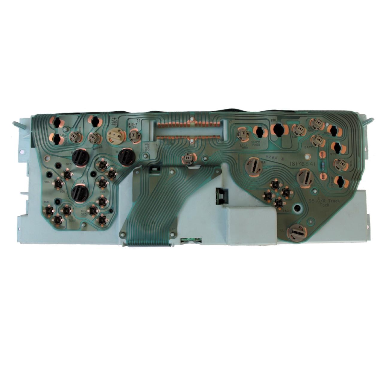 GM 16176841 PRINTED CIRCUIT BOARD