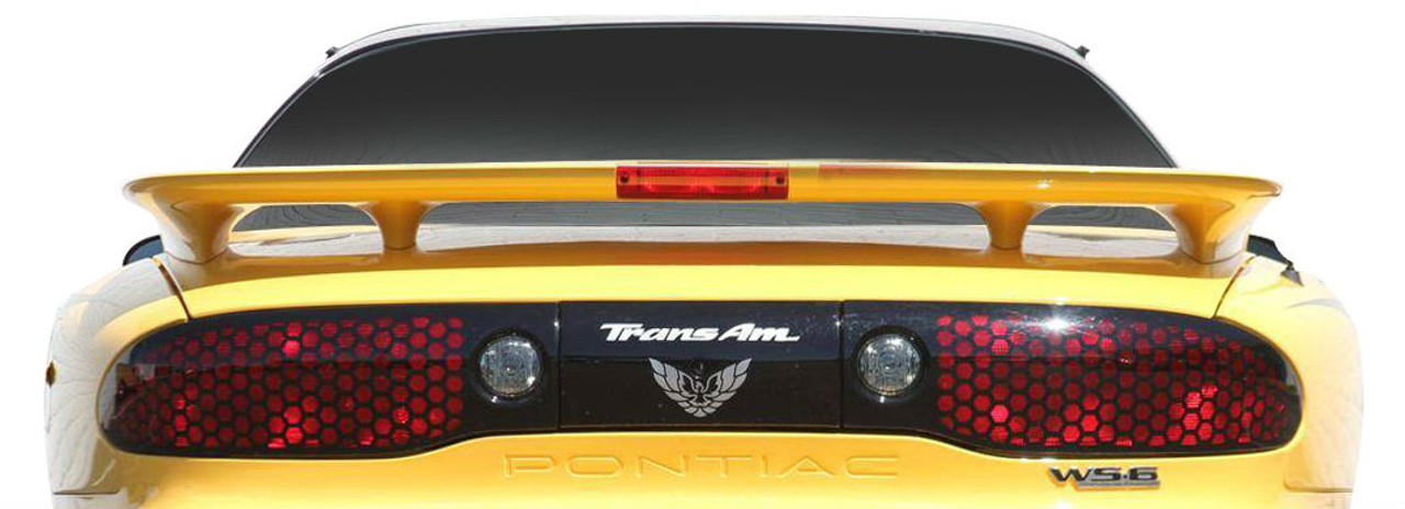 1998-2002 Trans Am WS6 Formula Honeycomb Tail Light Assembly RH. Extremely nice
