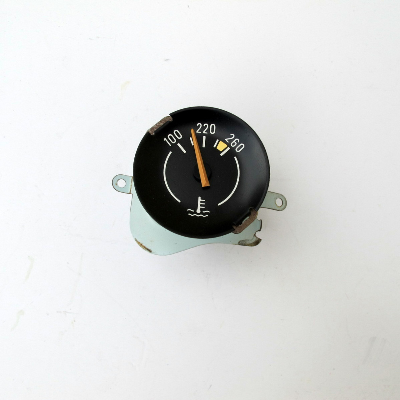 Early 70's Chevy 260 degree Water Temperature Gauge. OEM GM