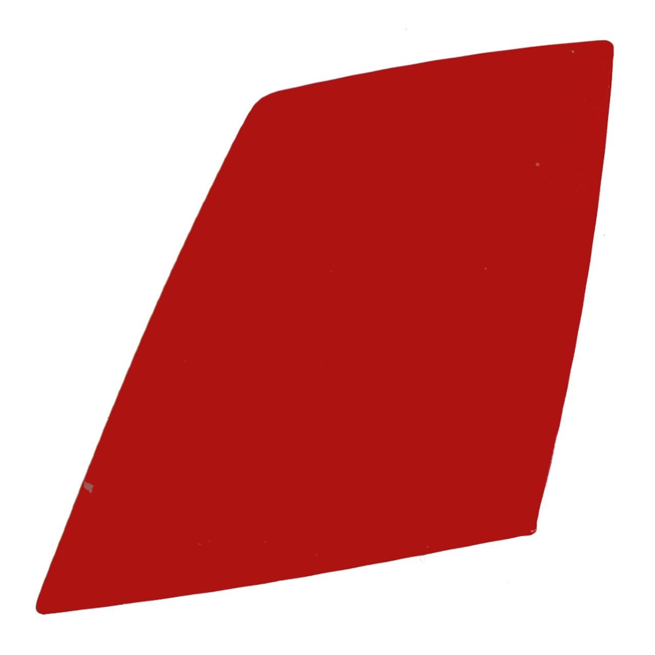 1993-97 Firebird Door-Headlamp Opening. Driver side. Red. Front