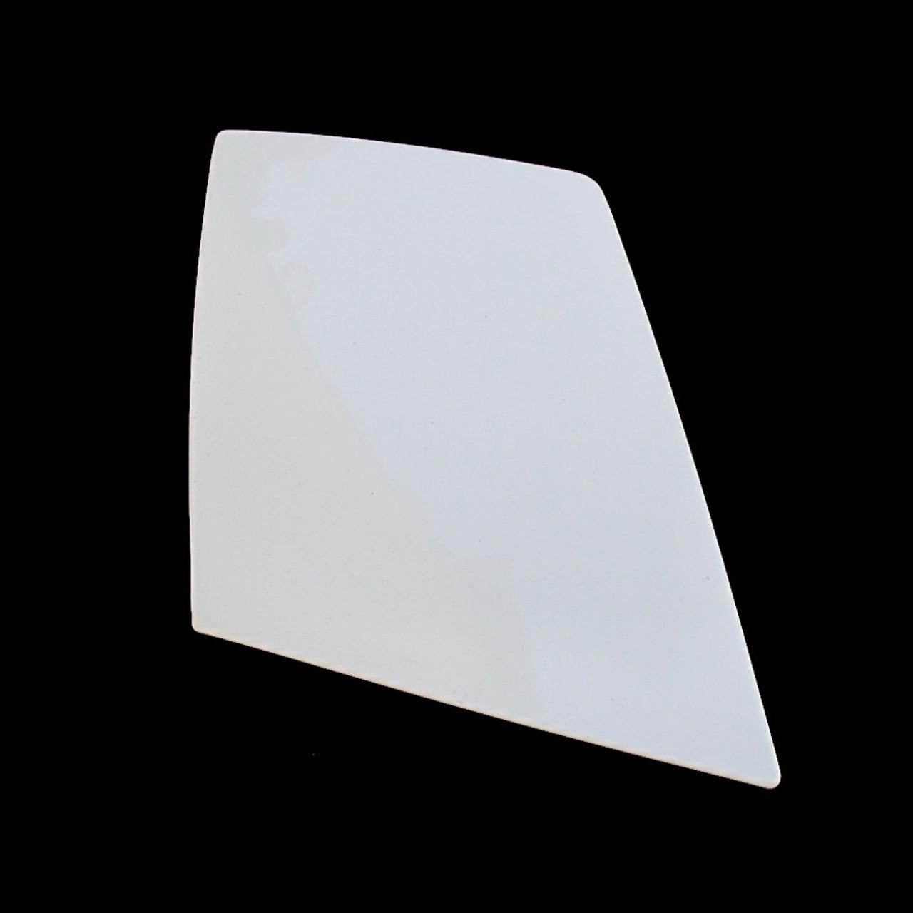 1993-97 Firebird Door-Headlamp Opening. Passenger side. White. Top