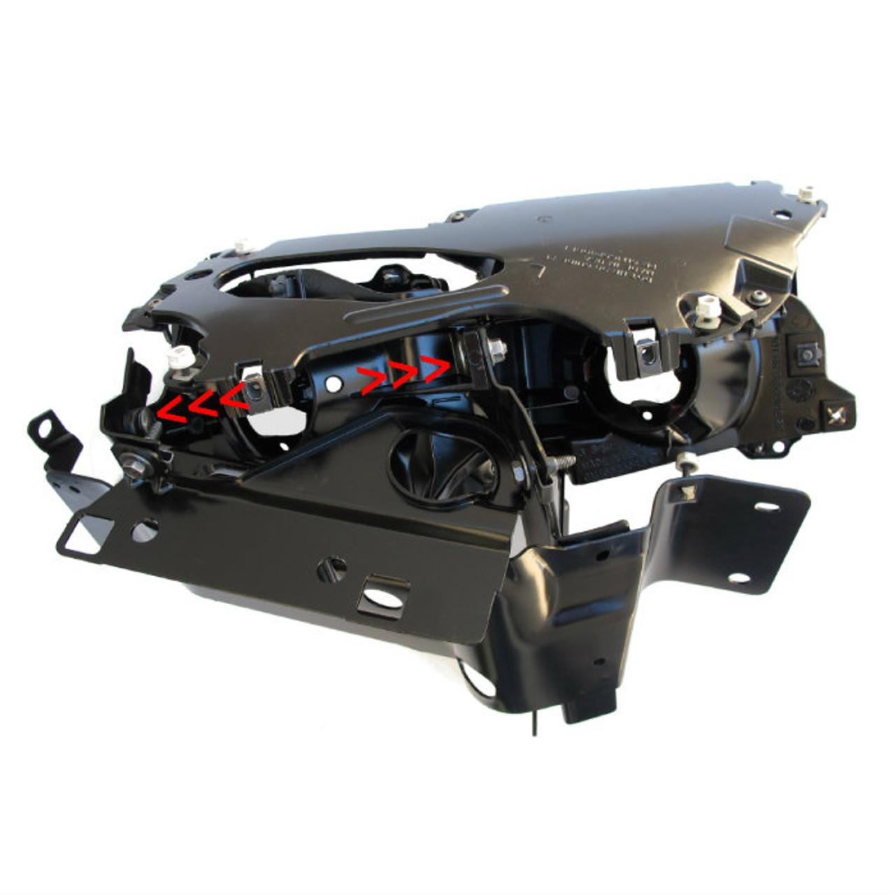 1993-2002 Firebird Headlight Assembly Shoulder Bolt