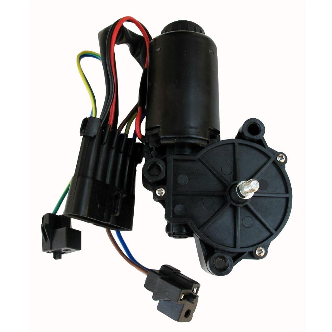 New 1998-2002 Firebird Headlight Actuator Motor & Wire Harness. LH
