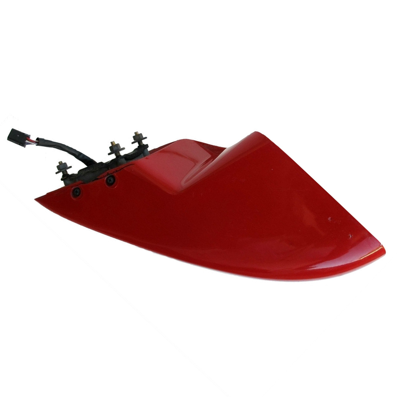 1993-2002 Red Pontiac Firebird GM Power Side view Mirror. RH.