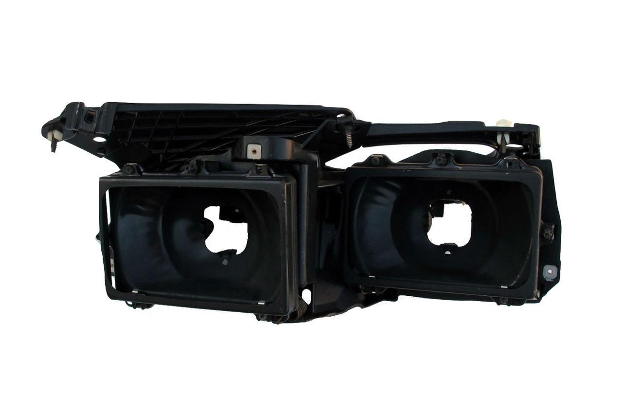 1998-2002 Pontiac Firebird upper Headlight Assembly LH - Front view