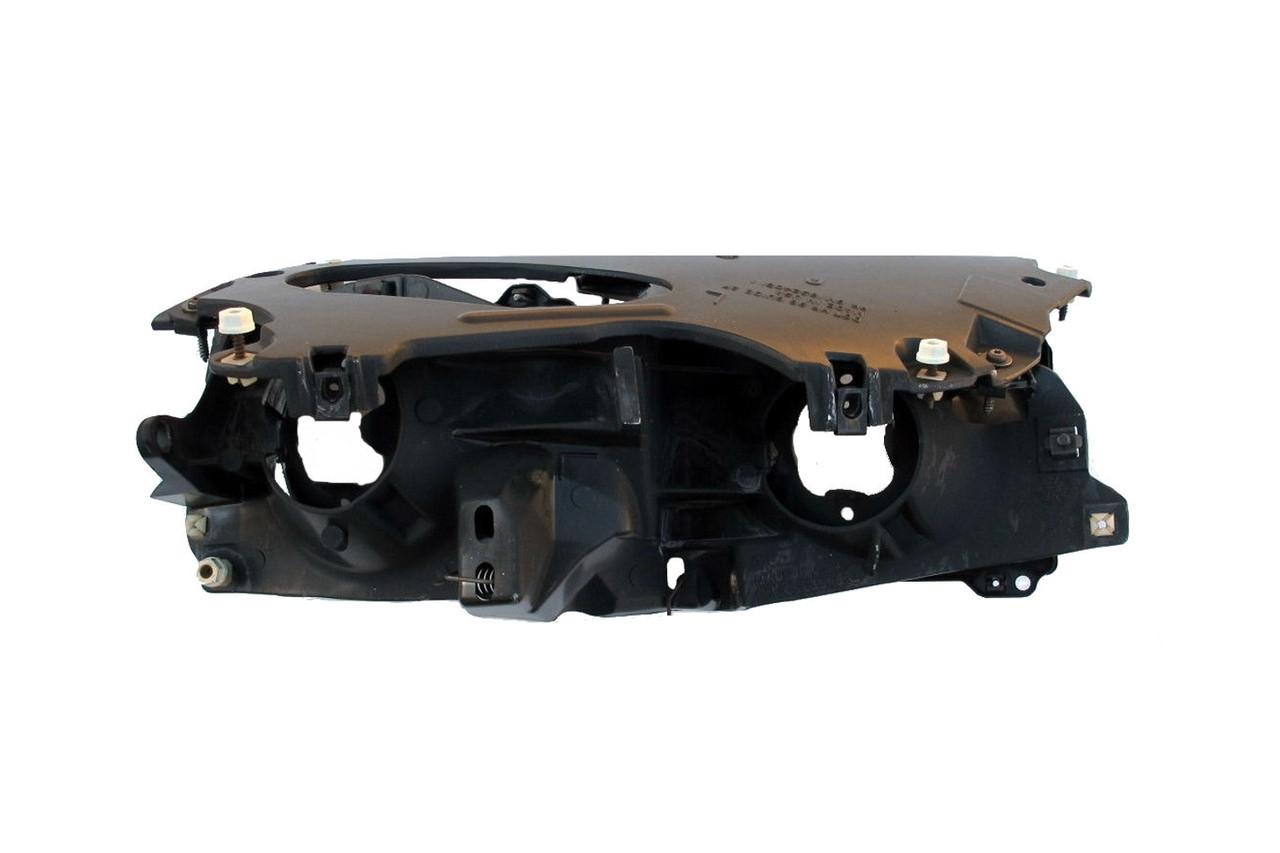 1998-2002 Pontiac Firebird upper Headlight Assembly LH - Back view