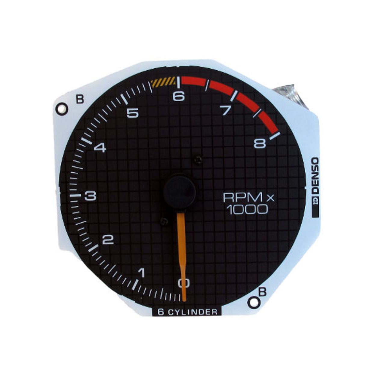 1987-1992 Pontiac Firebird V6 Tachometer