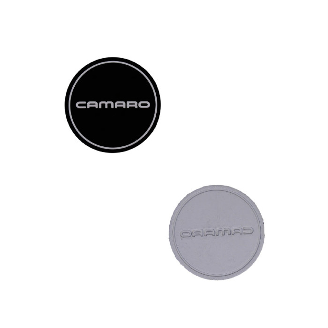 1986-1989 Chevy Camaro Wheel Center Cap Emblem NOS