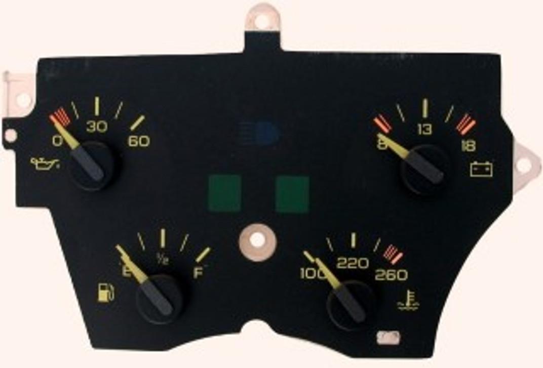 1990-92 Camaro Gauge Testing - Oil Pressure Gauge, Fuel