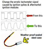 How a signal filter can help your Tachometer read properly