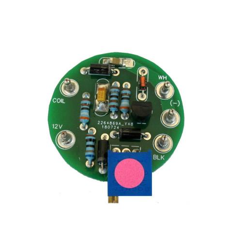 69-77 GM V8 Tachometer Circuit Board.  Various makes and models.