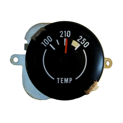 1970-81 Chevy 250 degree Water Temperature Gauge. Front
