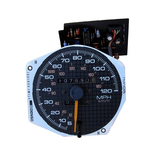 1987-92 Pontiac Firebird 120 MPH Speedometer and Circuit Board