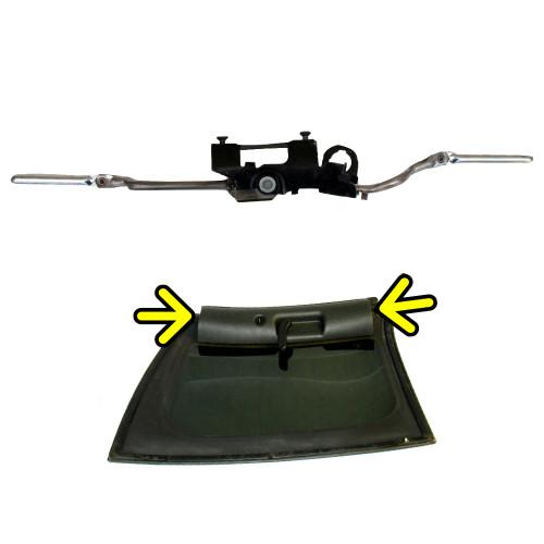 1993-2002 Camaro Firebird T-Top Latch Mechanism. LH