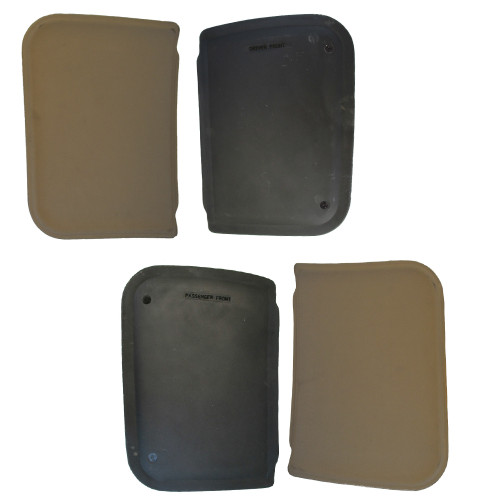 1993-2002 Camaro & Firebird T-Top sun Shade Set TAN