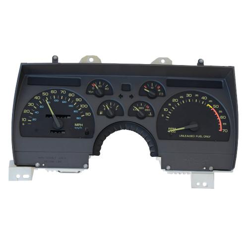 90, 91, 92 Camaro Instrument Gauge Cluster V8 GM 25088982