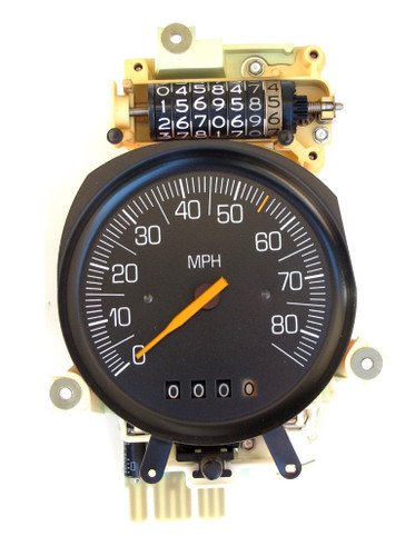 1985-88 Pontiac Fiero 85 MPH Speedometer