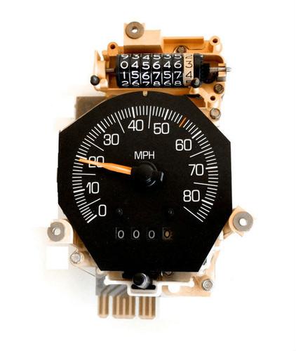 1986-88 Fiero GT SE 85 MPH Speedometer (045646)