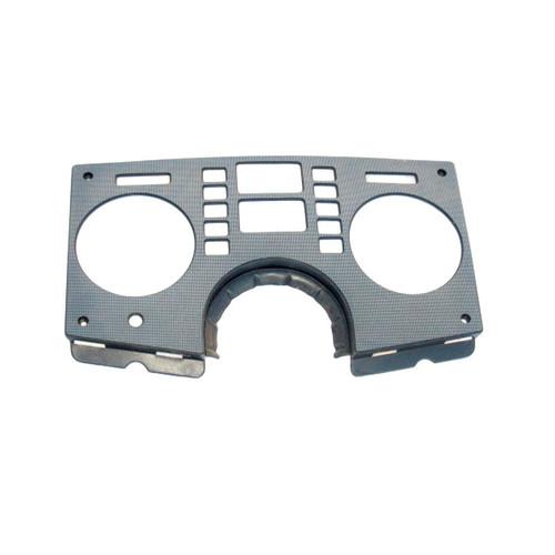 1984-88 Fiero GT Micro Dot Gauge Cluster Face Plate