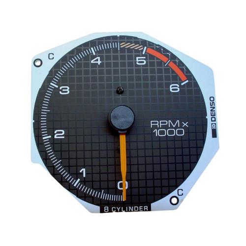 1987-1992 Pontiac Firebird V8 Tachometer and Circuit Board