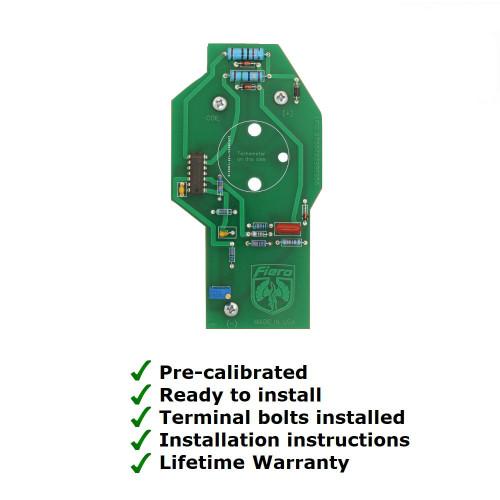 1986-88 Pontiac Fiero V6 Tachometer Circuit Board.