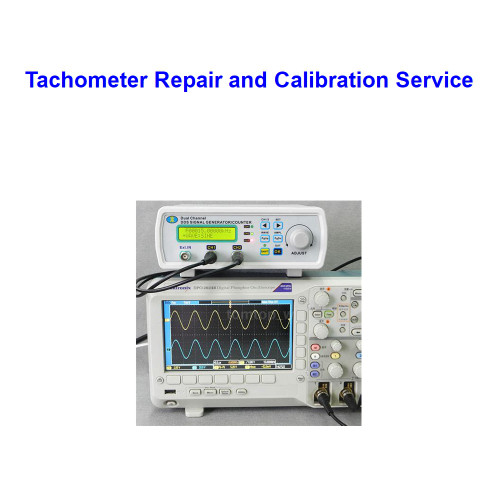 Tachometer Repair and Calibration Service