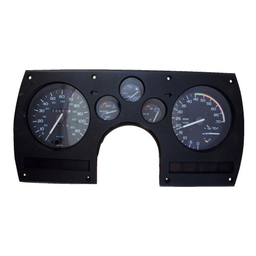 1988-89 Camaro Rally Instrument Gauge Cluster V8 GM 25088003