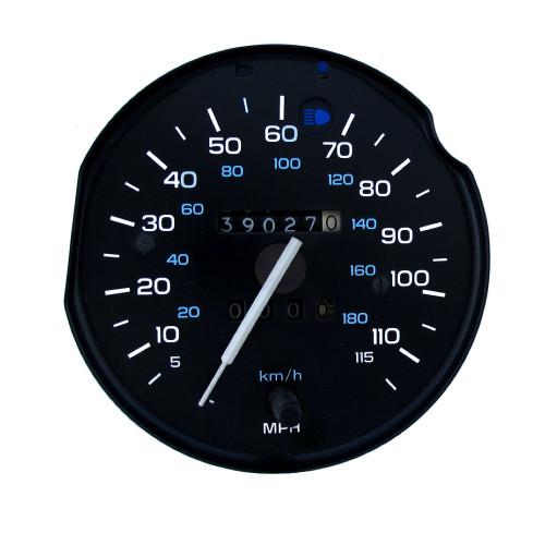 1982-1989 Chevy Camaro OEM GM 115 MPH Speedometer. 39027