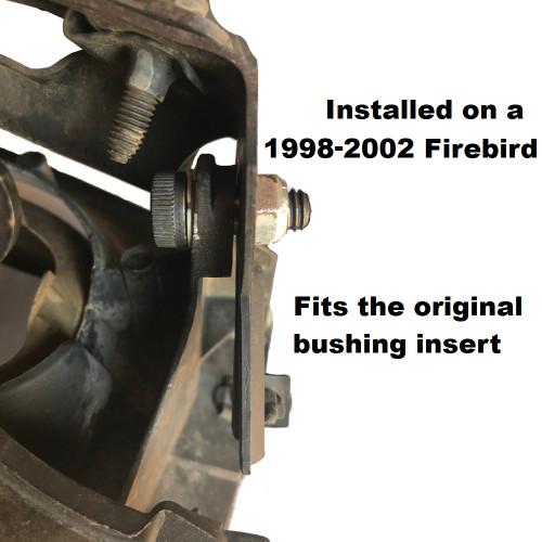 1993-2002 Firebird Headlight Assembly Shoulder Bolt replacement