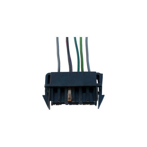 Pontiac Fiero Gauge Cluster Circuit Board Plug (Indicators)