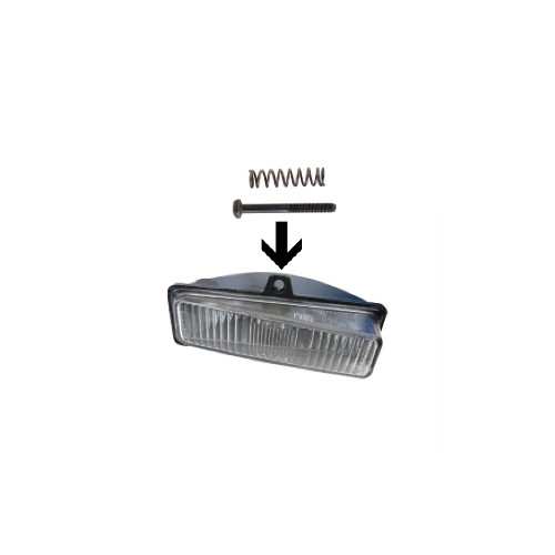 1993-97 Camaro Driving Lamp Fog Light Mounting Kit