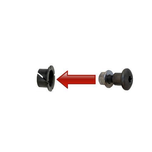 1993-2002 Firebird Headlight Assembly Shoulder Bolt Bushing
