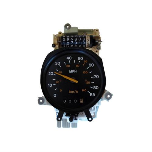 Pontice Fiero 85 MPH Speedometer