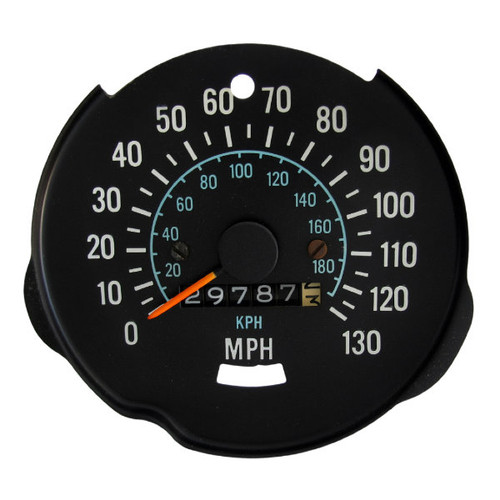 1974-79 Camaro Speedometer 130 MPH