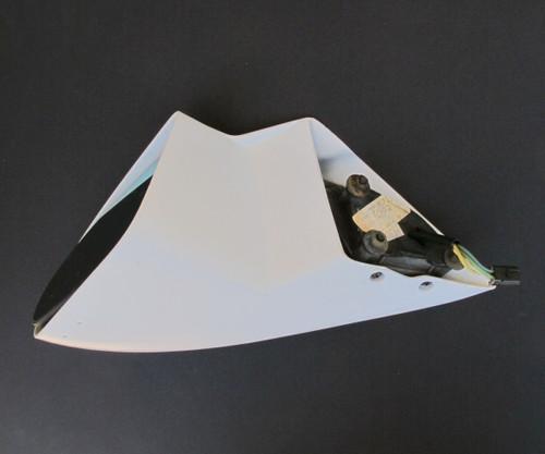 1993-2002 Pontiac Firebird, Trans Am, Formula, GM Power Side view Mirror. LH. White.