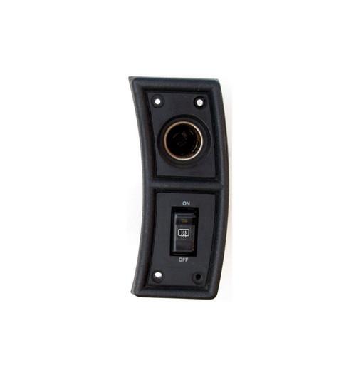 Camaro Defogger / Cigarette Switch Plate Dash Pane