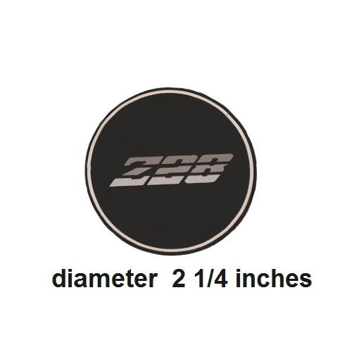 1982-1992 Camaro Z28 Wheel Center Cap Emblems NOS Style 2