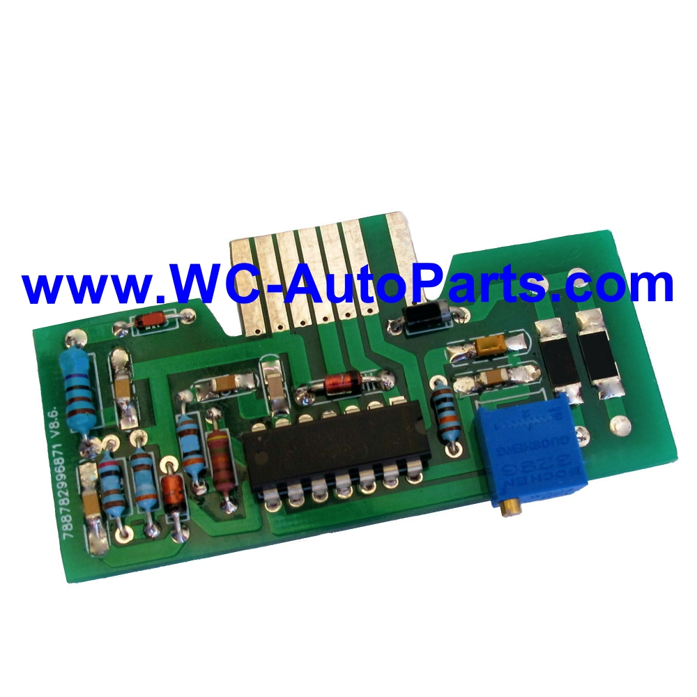 1990-92 Camaro Tachometer Circuit Board replacement